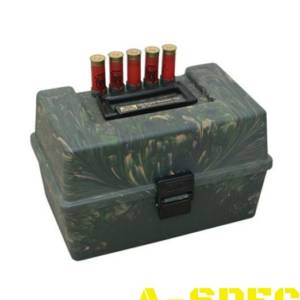Коробка MTM Shotshell Case 12/76 камуфляж