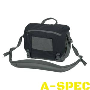 Сумка URBAN COURIER BAG Medium Shadow Grey/Black
