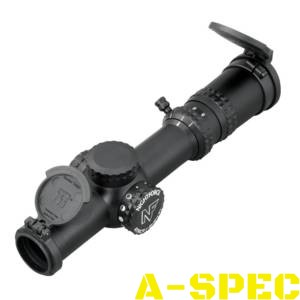 Прицел Nightforce ATACR 1-8x24 F1 0.1Mil сетка FC-DM с подсветкой