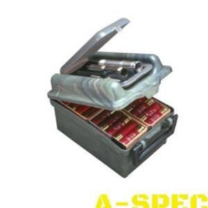 Коробка пластмассовая MTM SW-100 кал 12/76 камуфляж