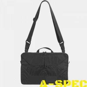 Сумка 1LAPTOP BRIEFCASE NYLON Black Helikon-Tex