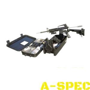 Кейс MTM Tactical Range Box полевой для чистки и ухода за АК/AR15