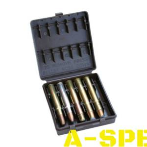 Коробка MTM African Big Game Ammo Carrier на 10 патронов кал 378 416 470 500NE