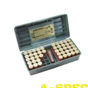Коробка MTM Shotshell Case на 50 патронов кал. 12/76