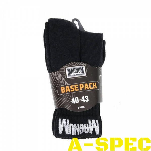 Носки base pack Magnum Black