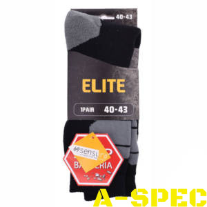 Носки Elite Socks Black Magnum