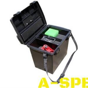 Коробка универсальная MTM Sportsmen's Plus Utility Dry Box с плечевым ремнем