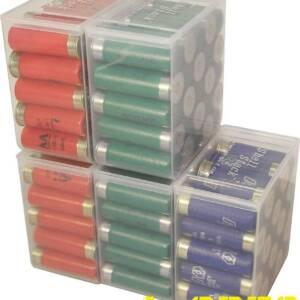 Коробка MTM Shell Stack на 25 патронов 12 кал (4 шт)