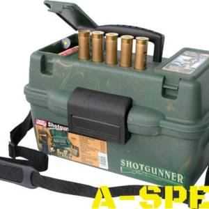 Коробка MTM Shotgun Hunter Case на 100 патронов кал 12/76 Цвет – камуфляж