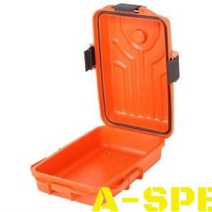 Кейс MTM утилитарный 8.2 x 5.0 x 2.6 оранжевый
