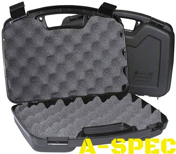 Кейс MTM Single Pistol 807 для пистолета/револьвера