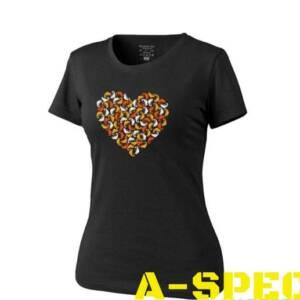 Женская футболка CHAMELEON HEART