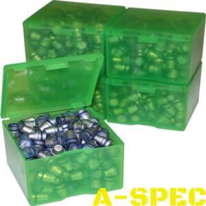 Коробка для пуль MTM Cast Bullet Box (8,6х8,6х6,3 см) (2 шт)