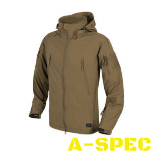 Куртка TROOPER Soft Shell StormStretch Mud Brown