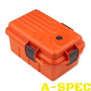 Кейс MTM утилитарный 8.2 x 5.0 x 4.4 оранжевый