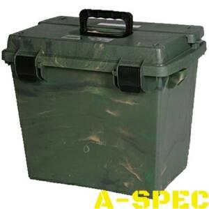 Коробка универсальная MTM Sportsmen's Plus Utility Dry Box с плечевым ремнем камуфляж