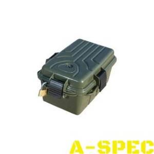 Кейс MTM утилитарный 8.2 x 5.0 x 4.4 зеленый