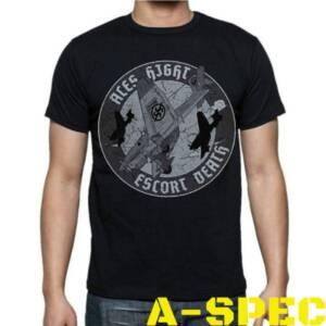 футболка escort death