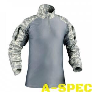 Рубашка тактическая Combat Shirt UBACS ACU PAT