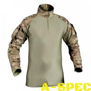 Рубашка тактическая Combat Shirt UBACS Multicam