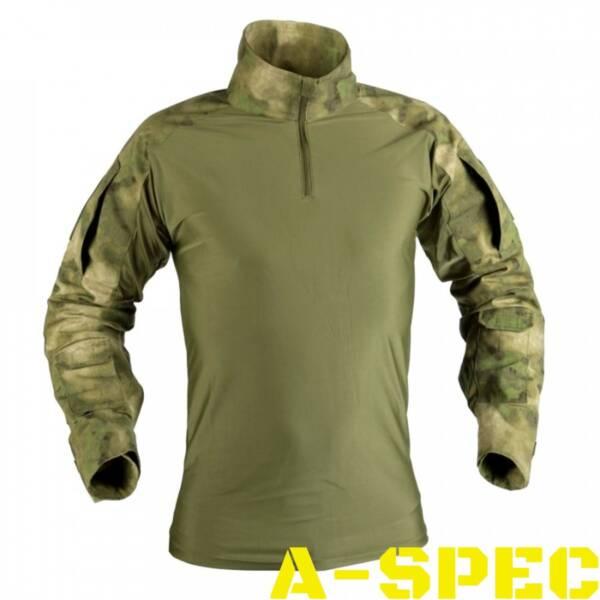 Рубашка тактическая Combat Shirt UBACS A-TACS FG