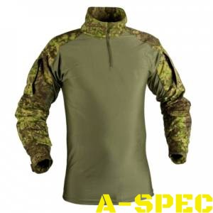 Рубашка тактическая Combat Shirt UBACS Green Zone