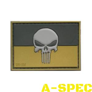 Патч ПВХ Punisher Patriot
