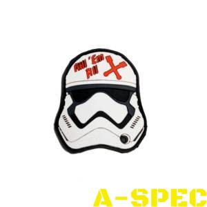 Патч штурмовик Stormtrooper белый
