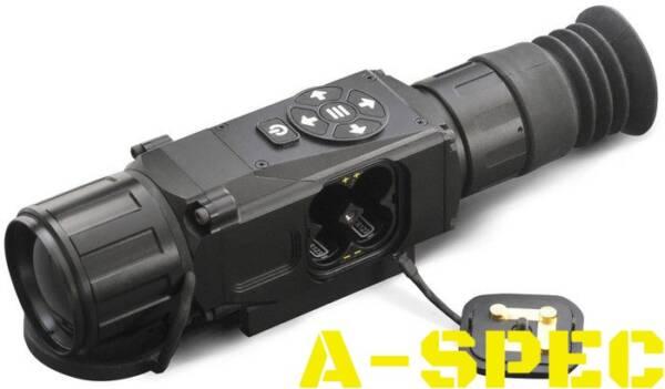 Прицел тепловизионный IRay Xsight SL50 с дополнительной планкой Weaver