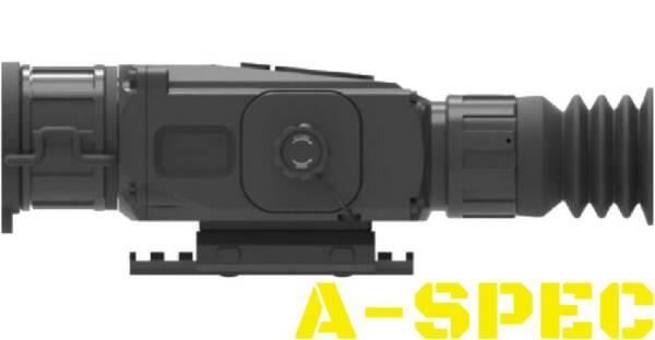 Прицел тепловизионный IRay Xsight SL35 с дополнительной планкой Weaver