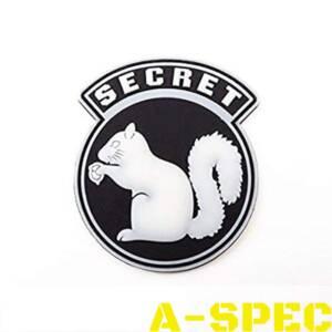 Патч SECRET Белка Шпион