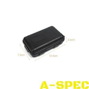 Коробка EDC S Black защитная пластиковая