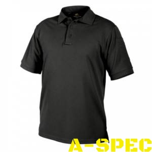 Футболка POLO UTL Topcool Lite Black Helikon-Tex