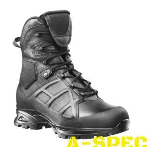 БОТИНКИ ТАКТИЧЕСКИЕ HAIX RANGER GSG9-X BLACK сконструированы для круглогодичного использования сотрудниками полиции. Это профессиональная обувь, которую можно использовать в любую погоду.