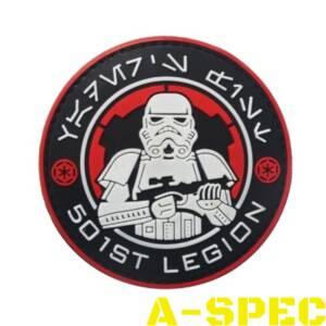 Патч штурмовик 501st Legion