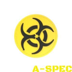 нашивка_емблема_биологическая_опастность biohazard