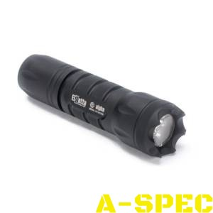 Ліхтар ручний Elzetta A313 Modular Flashlight.1-Cell with Crenellated Bezel & Alpha High/Low Tailcap