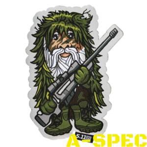 Нашивка 5.11 Sniper Gnome Patch