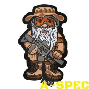 Нашивка 5.11 Marine Recon Gnome Patch
