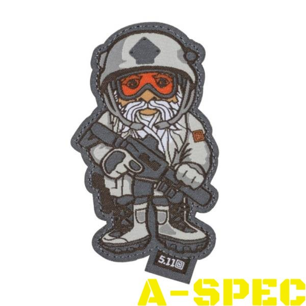 Нашивка 5.11 Tactical SWAT Gnome Patch