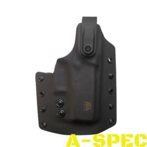 Кобура с автоматической кнопкой фиксации Ranger Glock 43 Ata-gear