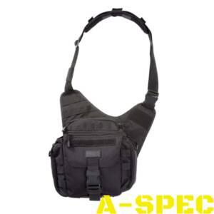 Сумка-кобура тактическая оперативная плечевая 5.11 PUSH Pack Black