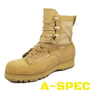 Ботинки Army combat boots desert tan wellco