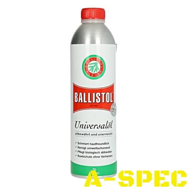 Оружейное масло Klever Ballistol 500ml