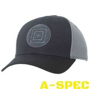 Кепка тактическая 5.11 Downrange Cap 2.0 Black