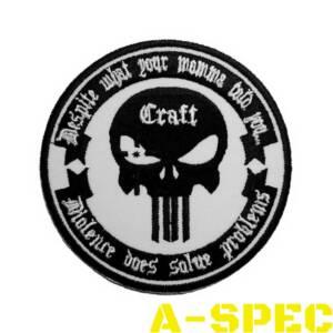 Патч Punisher Craft