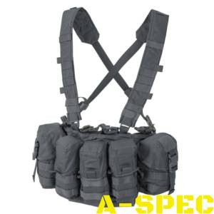 Разгрузочная система Guardian Chest Rig Shadow Grey. Helikon-Tex