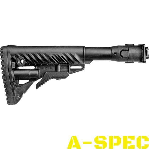 Приклад с адаптером приклада FAB Defense для АКС АКСУ