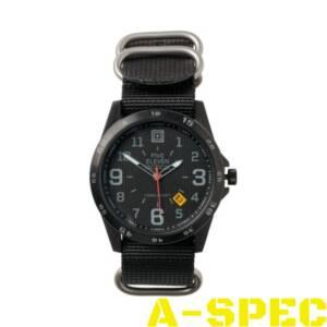 Часы тактические 5 11 Tactical Field Watch Black