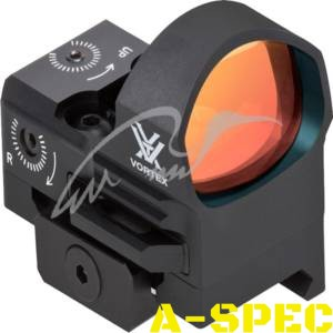 Прицел коллиматорный Vortex Razor Red Dot 3 MOA Picatinny